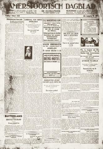 Amersfoortsch Dagblad / De Eemlander 1930-03-07