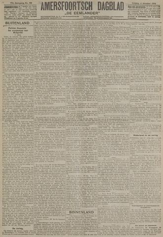 Amersfoortsch Dagblad / De Eemlander 1918-10-04