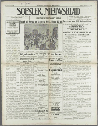 Soester Courant 1927-02-25