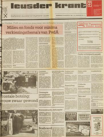 Leusder Krant 1989-08-30