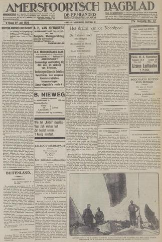 Amersfoortsch Dagblad / De Eemlander 1928-07-27