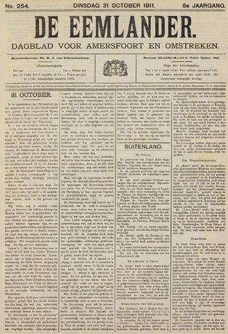 De Eemlander 1911-10-31