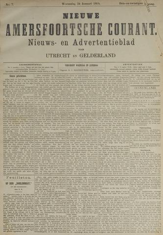 Nieuwe Amersfoortsche Courant 1894-01-24