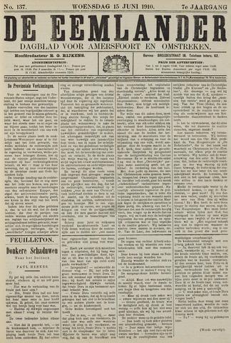 De Eemlander 1910-06-15