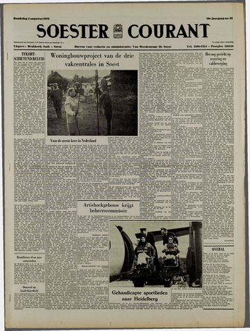 Soester Courant 1972-08-03