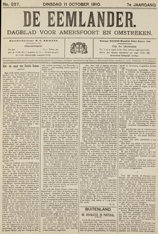 De Eemlander 1910-10-11