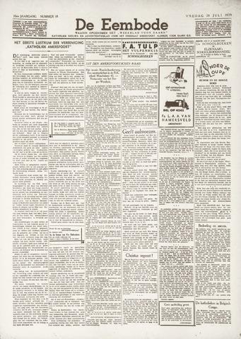 De Eembode 1939-07-28