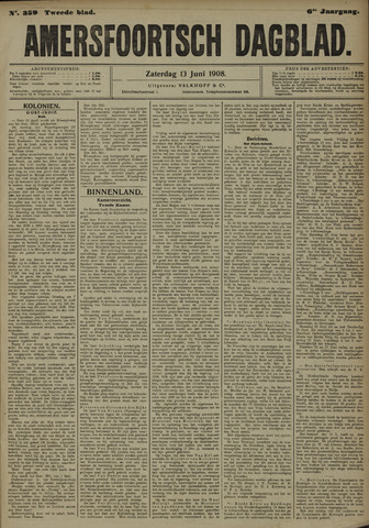 Amersfoortsch Dagblad 1908-06-13