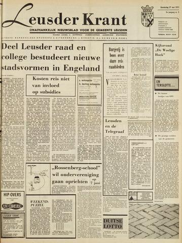 Leusder Krant 1971-05-27