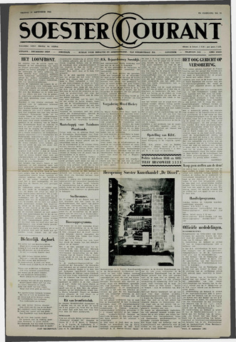 Soester Courant 1963-09-27