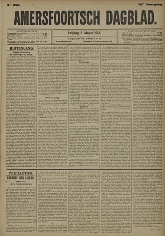 Amersfoortsch Dagblad 1912-03-08