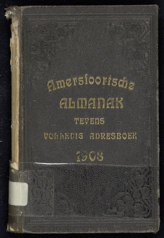 Adresboeken Amersfoort 1908
