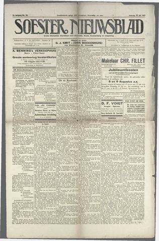 Soester Courant 1923-07-28