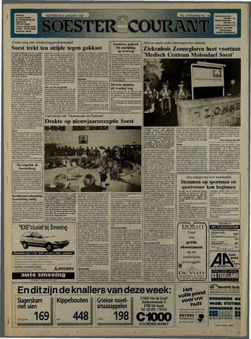 Soester Courant 1992-01-08