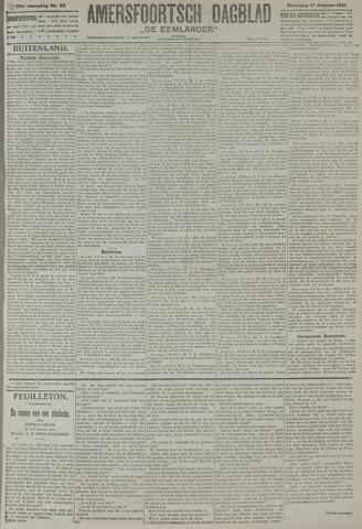 Amersfoortsch Dagblad / De Eemlander 1921-10-17