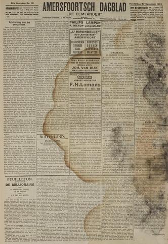 Amersfoortsch Dagblad / De Eemlander 1923-12-27