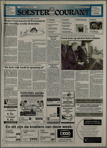 Soester Courant 1998-05-13