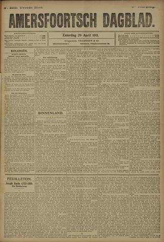 Amersfoortsch Dagblad 1911-04-29