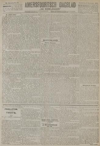 Amersfoortsch Dagblad / De Eemlander 1919-11-06