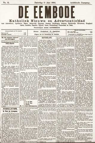 De Eembode 1904-06-11