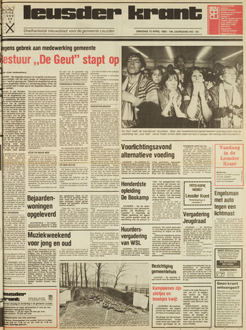 Leusder Krant 1983-04-12