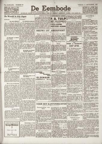 De Eembode 1937-09-17