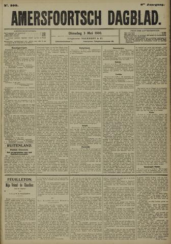 Amersfoortsch Dagblad 1910-05-03