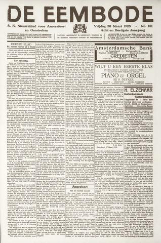 De Eembode 1925-03-20