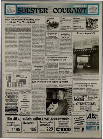 Soester Courant 1992-04-29