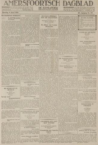 Amersfoortsch Dagblad / De Eemlander 1929-03-11