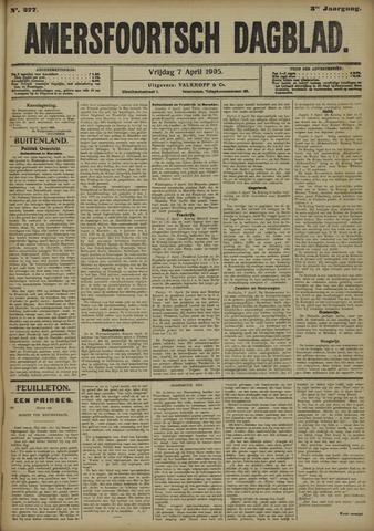 Amersfoortsch Dagblad 1905-04-07