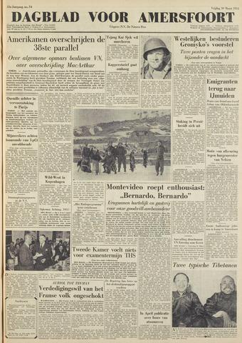 Dagblad voor Amersfoort 1951-03-30