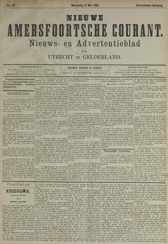 Nieuwe Amersfoortsche Courant 1888-05-09