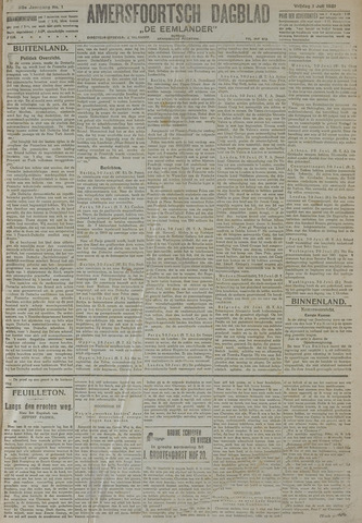 Amersfoortsch Dagblad / De Eemlander 1921-07-01