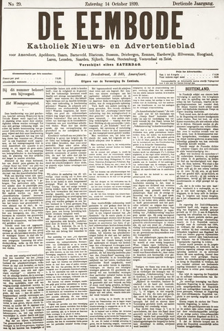 De Eembode 1899-10-14
