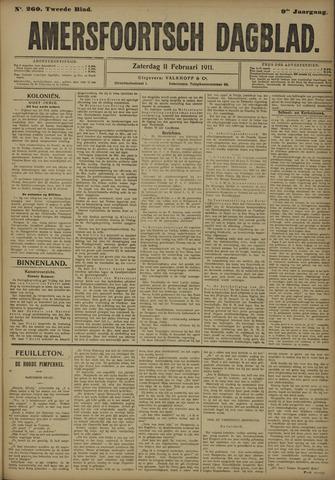 Amersfoortsch Dagblad 1911-02-11