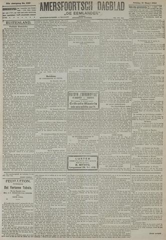 Amersfoortsch Dagblad / De Eemlander 1922-03-31