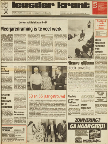 Leusder Krant 1983-06-14