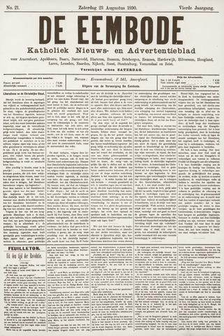 De Eembode 1890-08-23