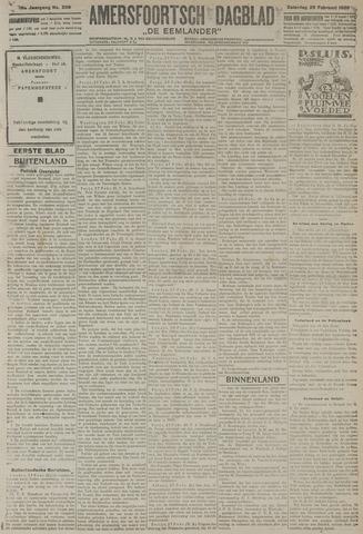 Amersfoortsch Dagblad / De Eemlander 1920-02-28