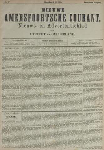 Nieuwe Amersfoortsche Courant 1888-07-18