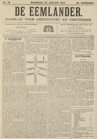 De Eemlander 1912-01-22