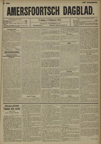 Amersfoortsch Dagblad 1912-02-02