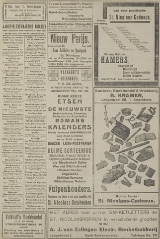 Amersfoortsch Dagblad / De Eemlander 1918-12-04