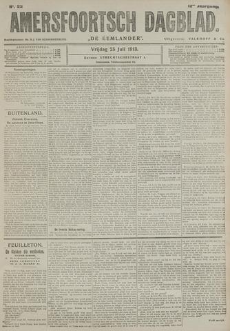 Amersfoortsch Dagblad / De Eemlander 1913-07-25