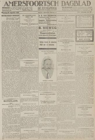 Amersfoortsch Dagblad / De Eemlander 1928-08-20