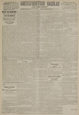 Amersfoortsch Dagblad / De Eemlander 1918-06-12
