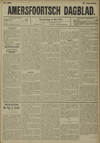Amersfoortsch Dagblad 1910-05-12