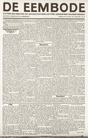 De Eembode 1919-07-15