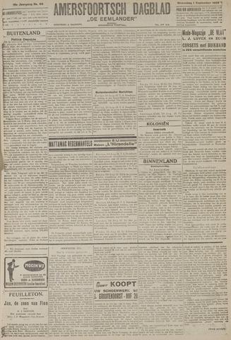Amersfoortsch Dagblad / De Eemlander 1920-09-01